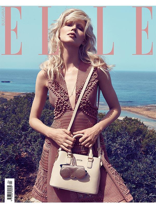 Elle AlysHale MaierAgency Online Cover Juni 2016