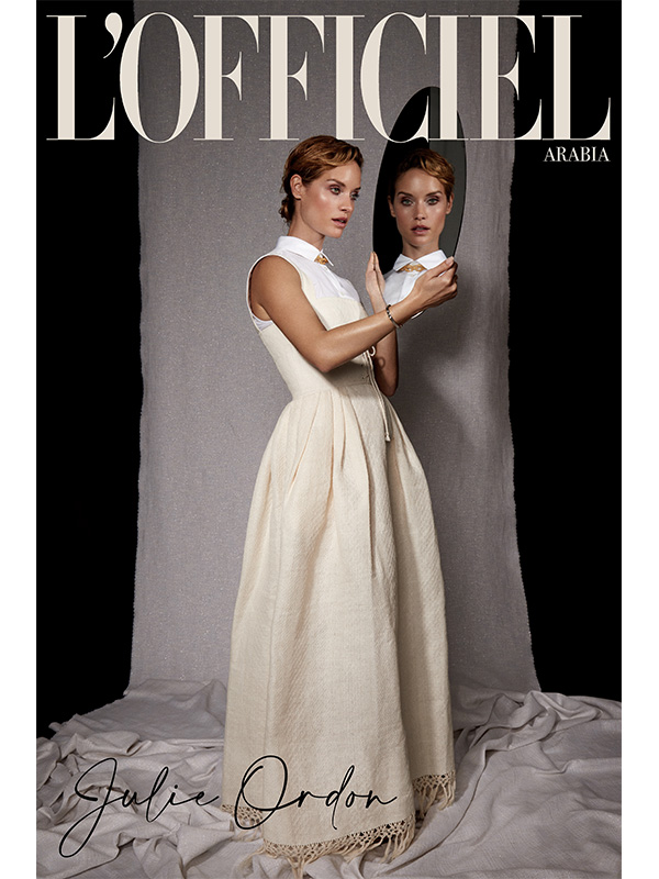 Lofficiel_Maier-Agency_JulieOrdon_Cover