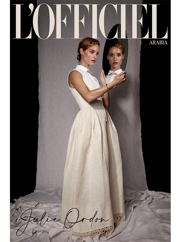 Lofficiel_Maier-Agency_JulieOrdon_Cover