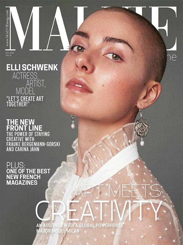 Malvie_Maier-Agency_ElliSchwenk_Cover